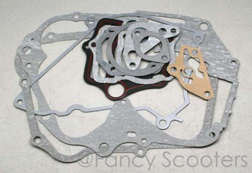 110cc E-22 Starter on Bottom Engine Complete Gasket