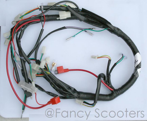 TPATV 516 /CPSC Whole Wire Harness