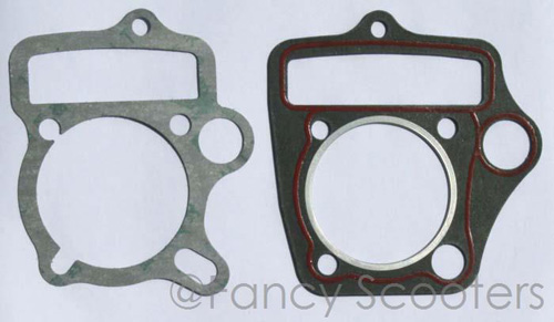 4-Stroke Engine Cylinder Head Gasket (125cc Dia=55mm)