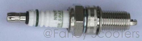 "Spark Plug for GS-114, GS-134 (OK-D8TC NNFR) M12 X19 (3/4"")"