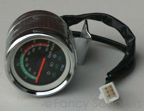 Speedometer for GS-302 125cc