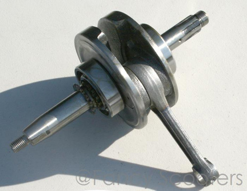 4-Stroke Horizontal Engine Crankshaft (125cc)