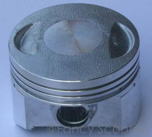 CG 250cc Piston (Dia=67mm, Height=47mm 16mm Pin) Air/Water cool