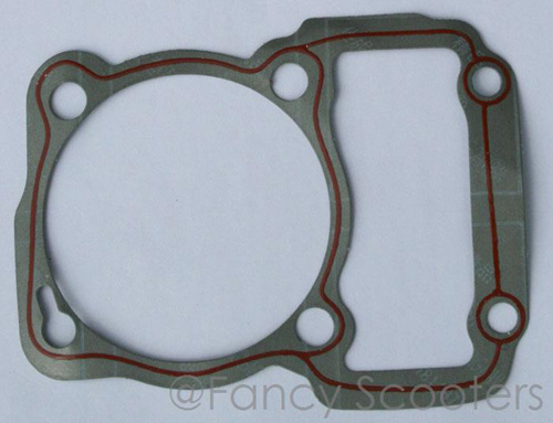 250cc Cylinder Gasket (Air Cool) Diameter=77mm