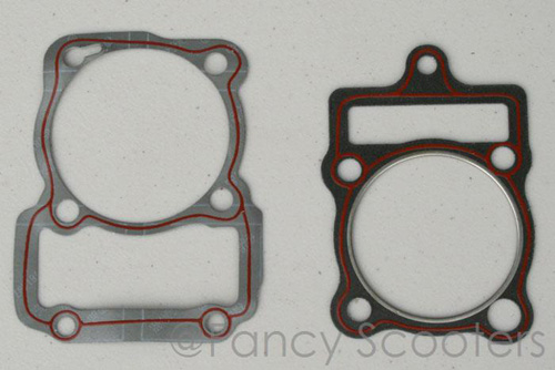 CG 250cc Cylinder Gasket  set (Air Cool)