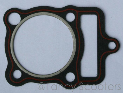 CG 200cc Cylinder Gasket (Diameter=65 mm) Air Cool