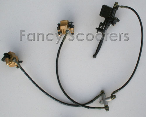 "Front Hydraulic Brake for ATV516/CPSC (18""-18/18"")"