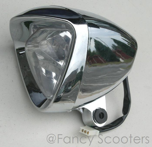 Head light for GS-302,408, 409 (12V) with 3 wires