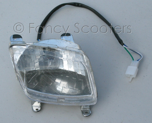 Right Side Headlight with 3 Wires for ATV516/CPSC
