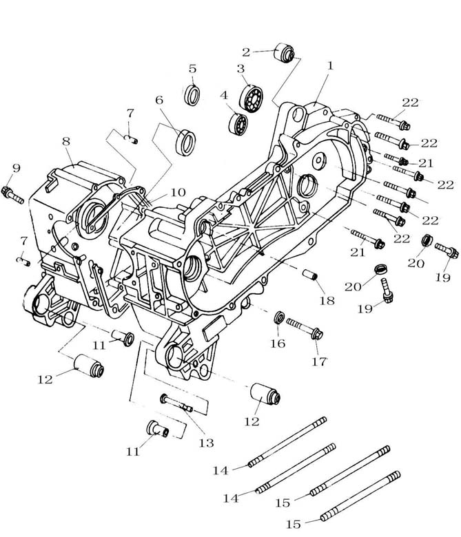 Pep Boy 43cc Gas Scooter Wiring Diagram